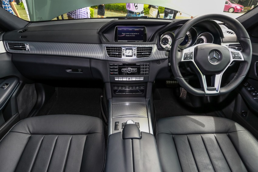 W212 Mercedes-Benz E 300 BlueTEC Hybrid diesel now in Malaysia – CKD locally-assembled, RM348,888 Image #303177