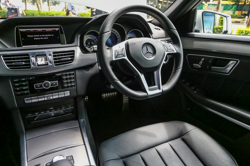 W212 Mercedes-Benz E 300 BlueTEC Hybrid diesel now in Malaysia – CKD locally-assembled, RM348,888 Image #303176