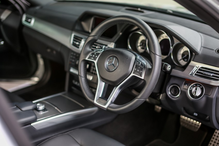W212 Mercedes-Benz E 300 BlueTEC Hybrid diesel now in Malaysia – CKD locally-assembled, RM348,888 Image #303194