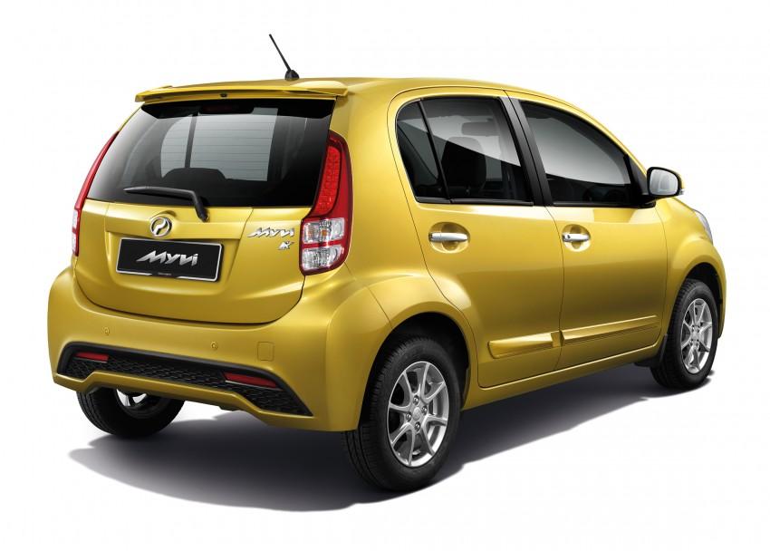 2015 Perodua Myvi facelift launched – more standard equipment, four-star ASEAN NCAP, RM42k-RM59k Image #303608