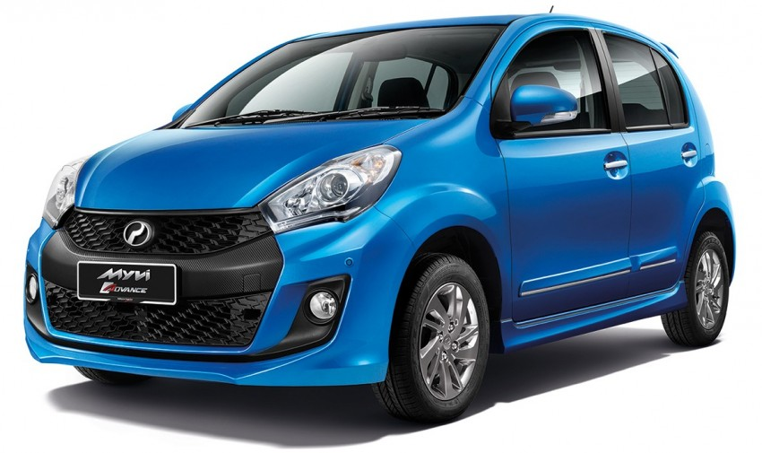 2015 Perodua Myvi facelift launched – more standard equipment, four-star ASEAN NCAP, RM42k-RM59k Image #303630