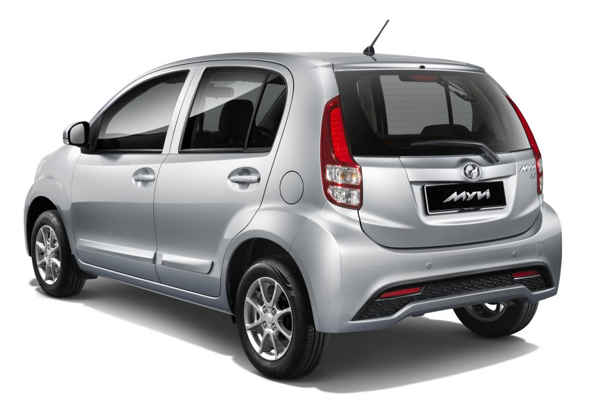2015 Perodua Myvi facelift launched – more standard equipment, four-star ASEAN NCAP, RM42k-RM59k Image #303596
