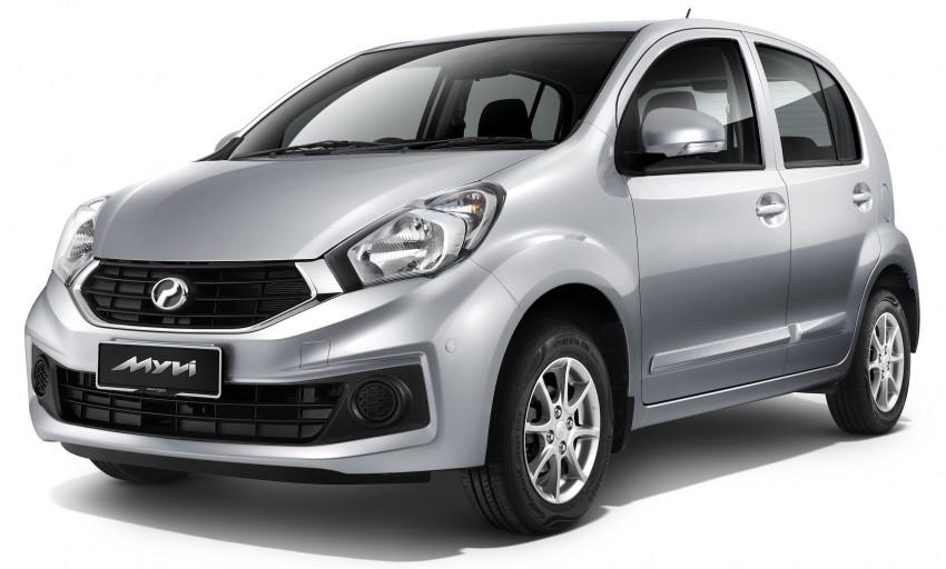 2015 Perodua Myvi facelift launched – more standard equipment, four-star ASEAN NCAP, RM42k-RM59k Image #303598