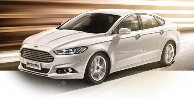 2015 Ford Mondeo Malaysian Specs Revealed Rm204k