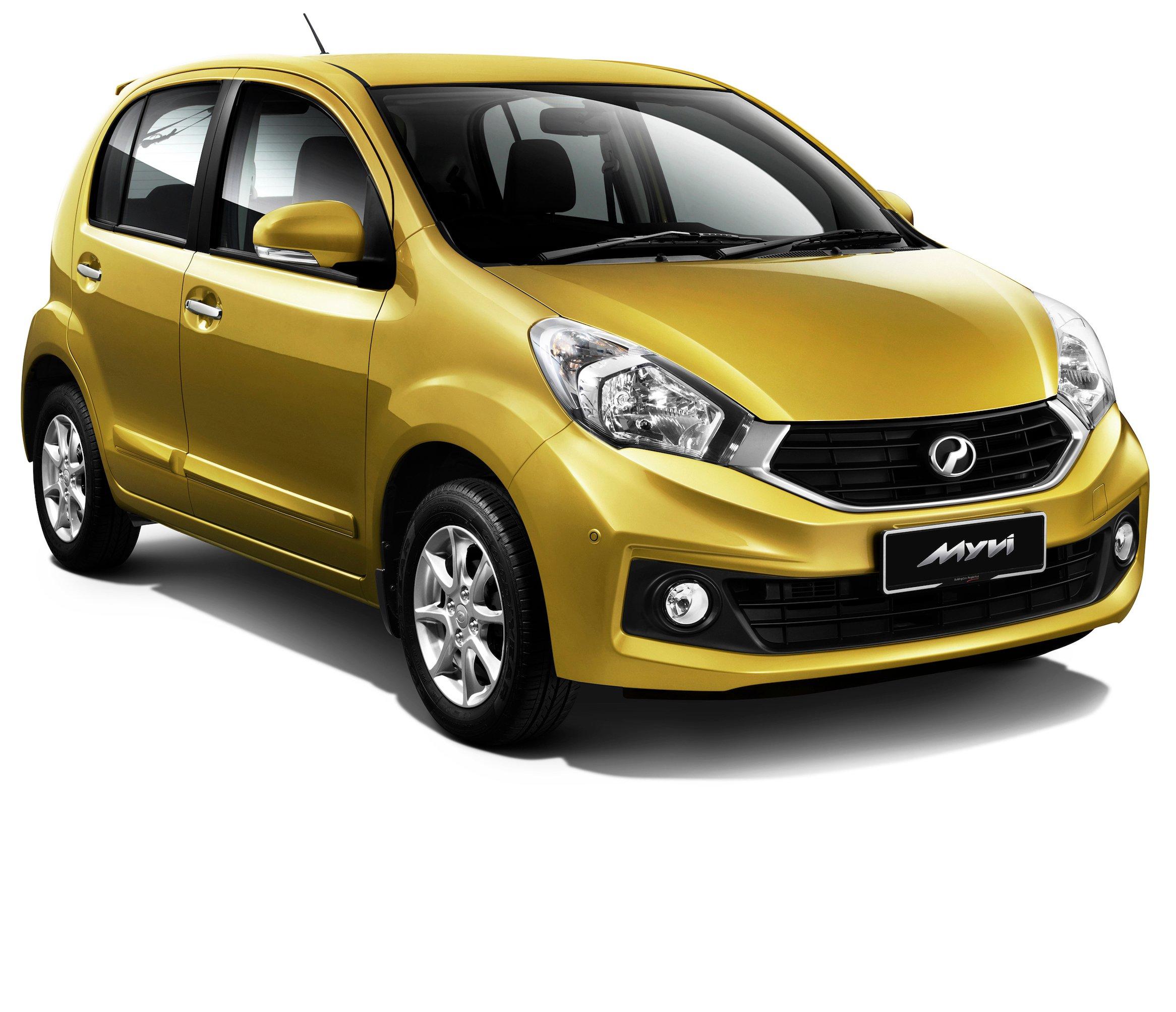 Myvi Se 1.5 >> 2015 Perodua Myvi facelift launched