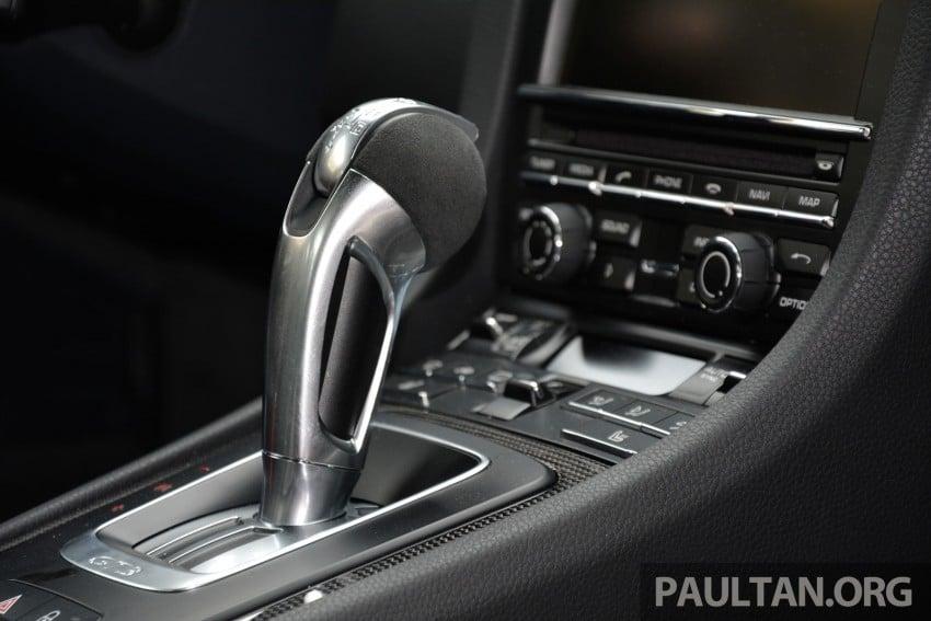 DRIVEN: Porsche 911 GT3 – no manual, no more fun? Image #301179