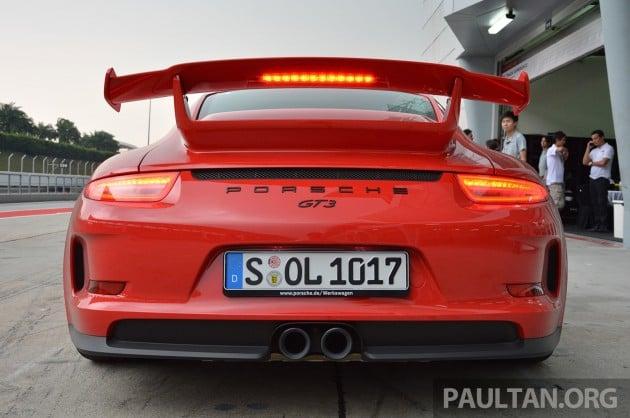 Porsche 911 GT3 Sepang 13