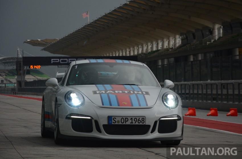 DRIVEN: Porsche 911 GT3 – no manual, no more fun? Image #301185