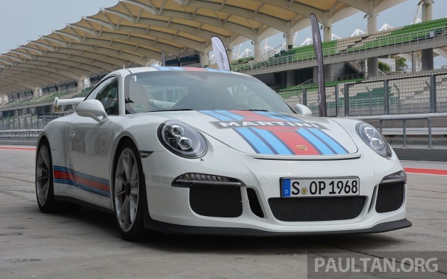 Porsche 911 GT3 Sepang 2