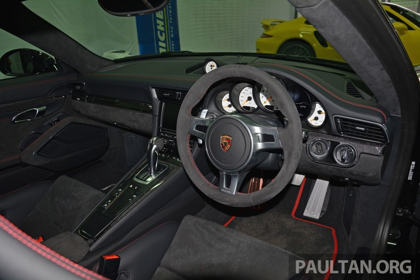 DRIVEN: Porsche 911 GT3 – no manual, no more fun? Image #301190