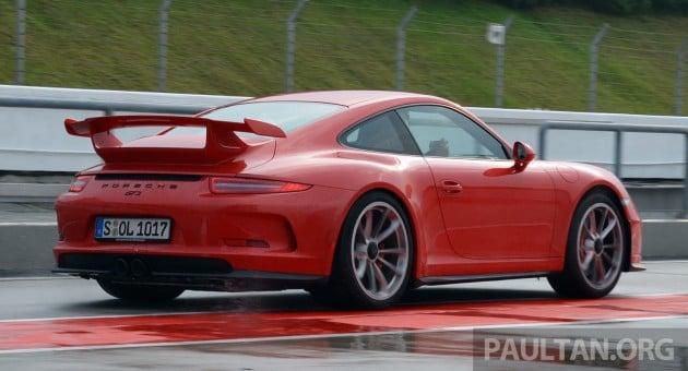 Porsche 911 GT3 Sepang 27
