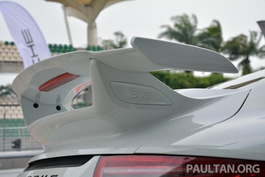 DRIVEN: Porsche 911 GT3 – no manual, no more fun? Image #301171