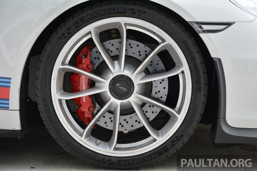 DRIVEN: Porsche 911 GT3 – no manual, no more fun? Image #301173