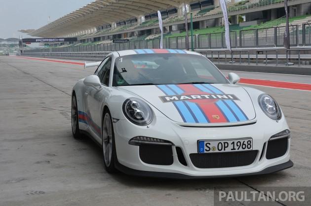 Porsche 911 GT3 Sepang 6