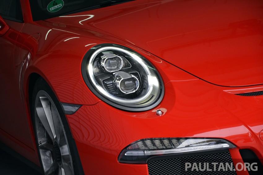DRIVEN: Porsche 911 GT3 – no manual, no more fun? Image #301176