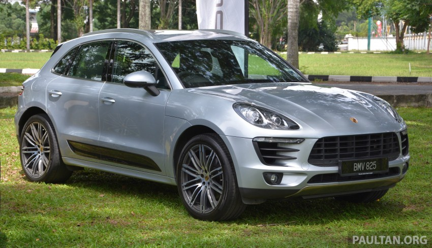 DRIVEN: Porsche Macan – opening up the brand Image #301759