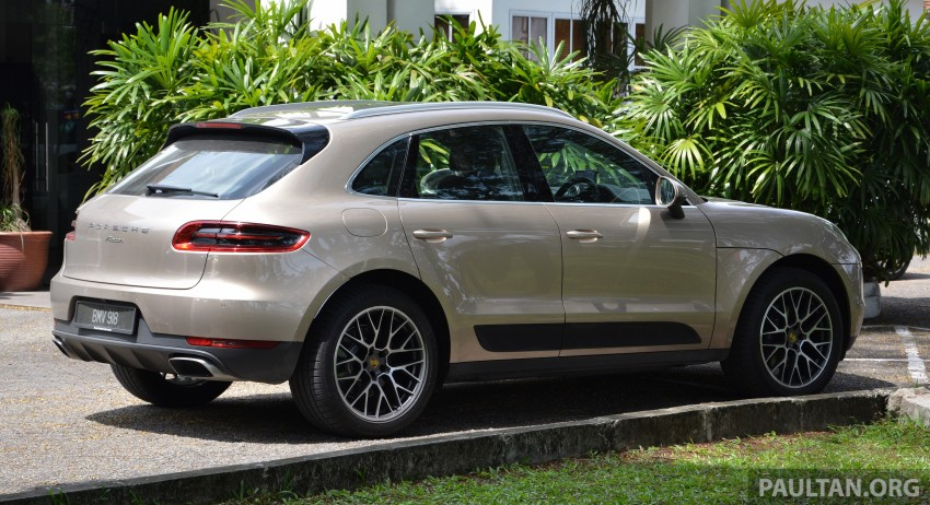 DRIVEN: Porsche Macan – opening up the brand Image #301769