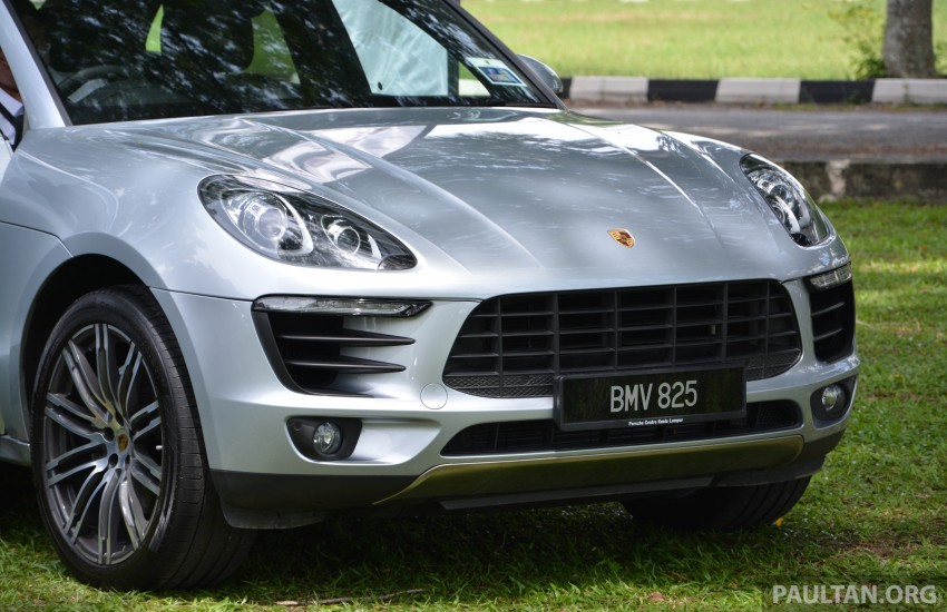 DRIVEN: Porsche Macan – opening up the brand Image #301770