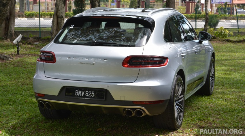 DRIVEN: Porsche Macan – opening up the brand Image #301771