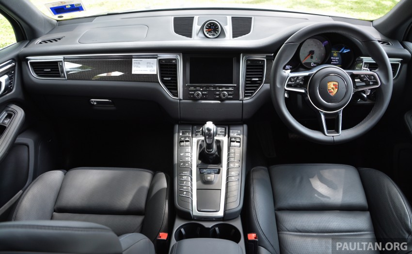 DRIVEN: Porsche Macan – opening up the brand Image #301772