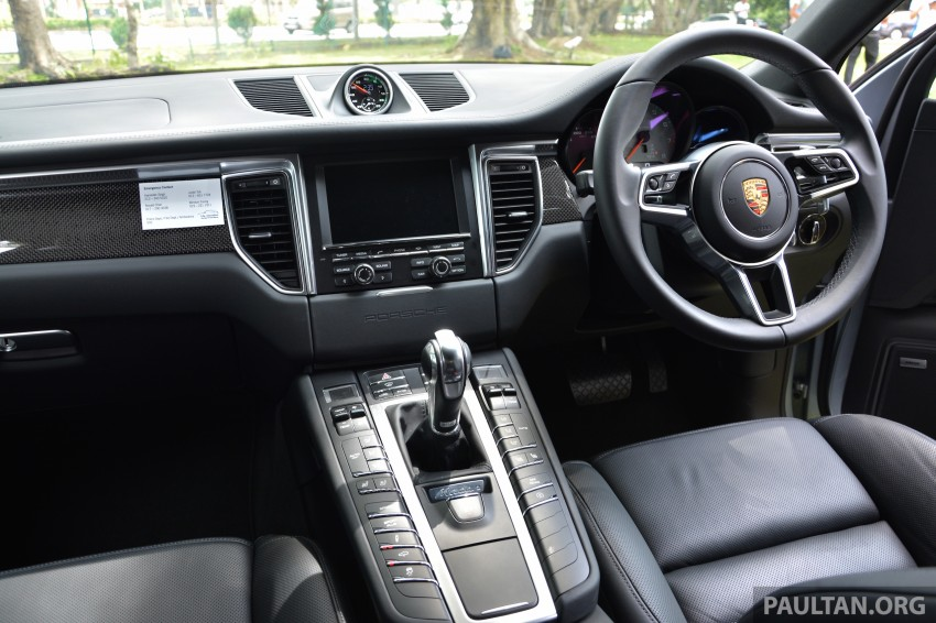 DRIVEN: Porsche Macan – opening up the brand Image #301774