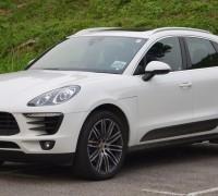 Porsche Macan drive 2