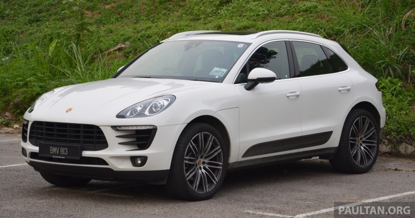 DRIVEN: Porsche Macan – opening up the brand Image #301760