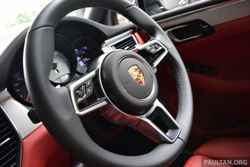DRIVEN: Porsche Macan – opening up the brand Image #301780