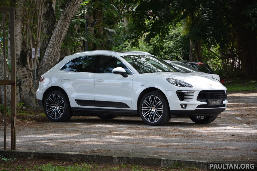 DRIVEN: Porsche Macan – opening up the brand Image #301761