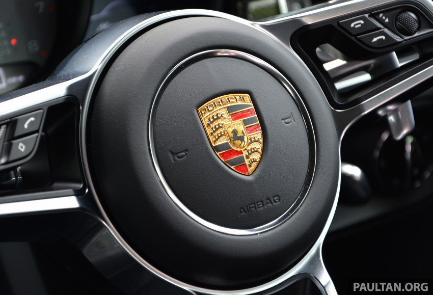 DRIVEN: Porsche Macan – opening up the brand Image #301791