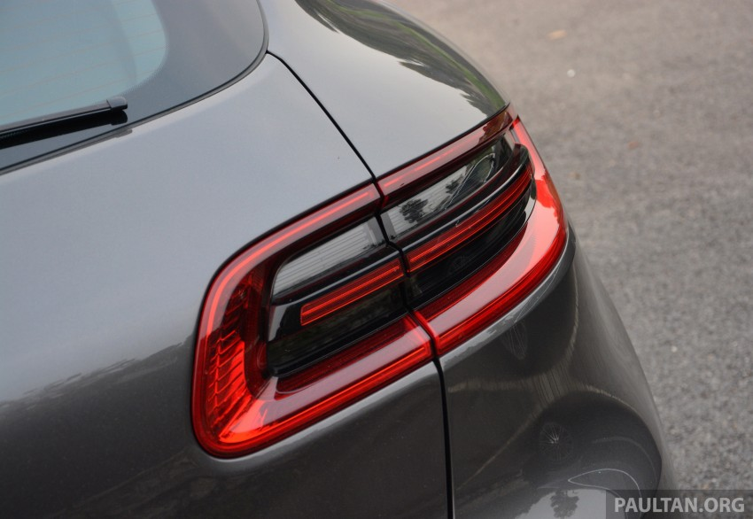 DRIVEN: Porsche Macan – opening up the brand Image #301795