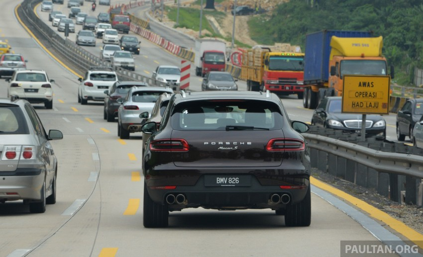 DRIVEN: Porsche Macan – opening up the brand Image #301796