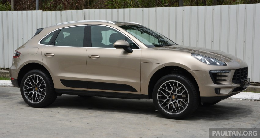 DRIVEN: Porsche Macan – opening up the brand Image #301762