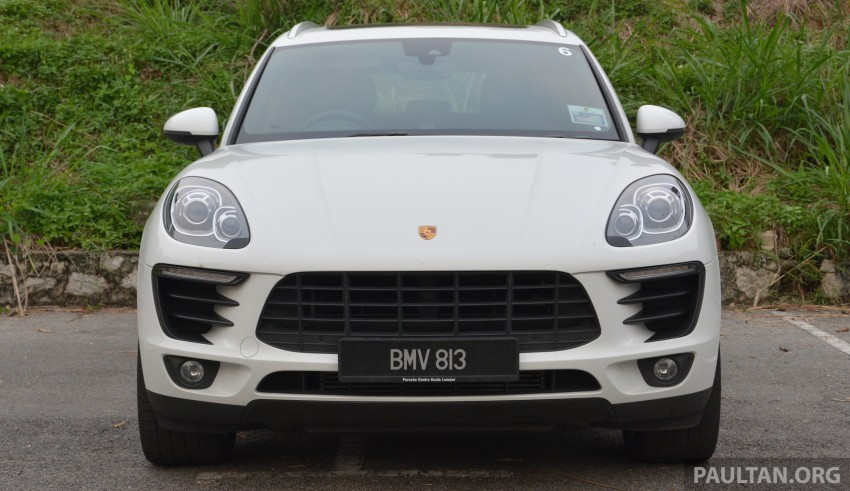 DRIVEN: Porsche Macan – opening up the brand Image #301763