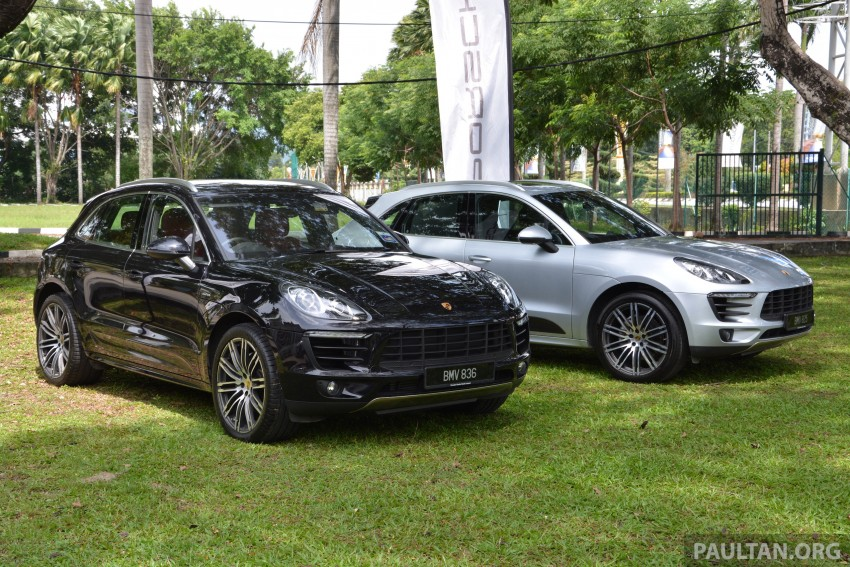 DRIVEN: Porsche Macan – opening up the brand Image #301765