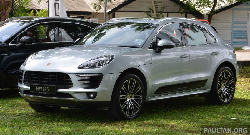 DRIVEN: Porsche Macan – opening up the brand Image #301766