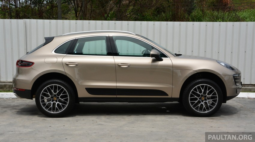 DRIVEN: Porsche Macan – opening up the brand Image #301767