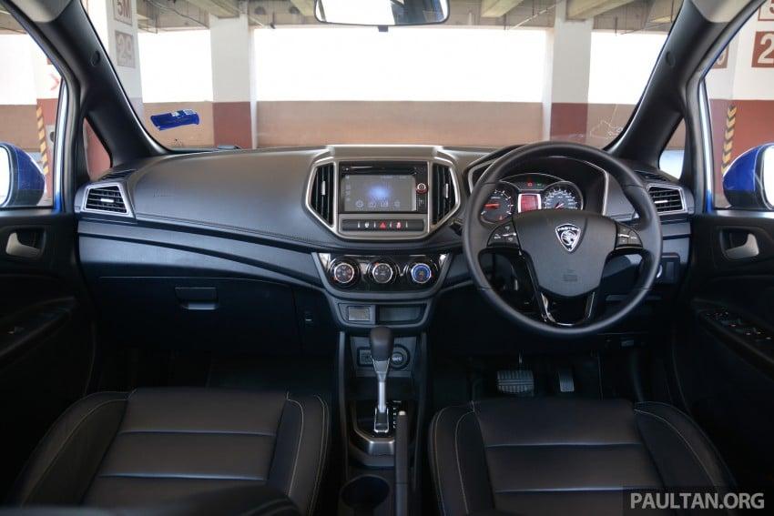 GALLERY: 2015 Perodua Myvi facelift vs Proton Iriz Image #304738