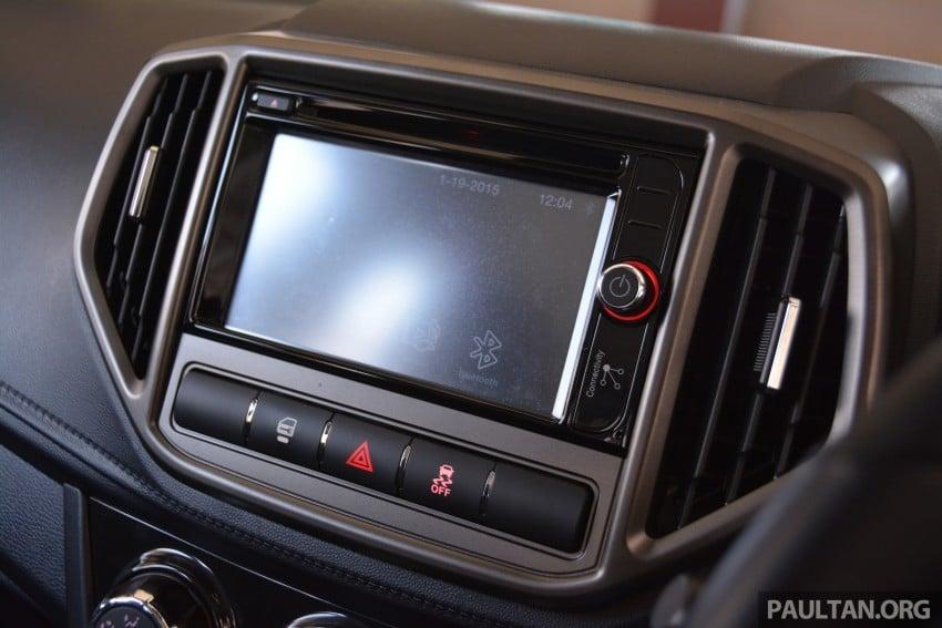 GALLERY: 2015 Perodua Myvi facelift vs Proton Iriz Image #304743