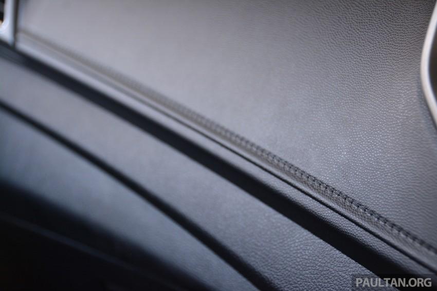 GALLERY: 2015 Perodua Myvi facelift vs Proton Iriz Image #304746