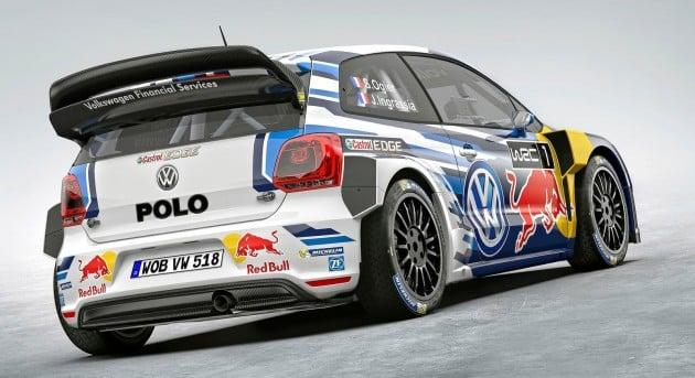 VW Polo R WRC-07