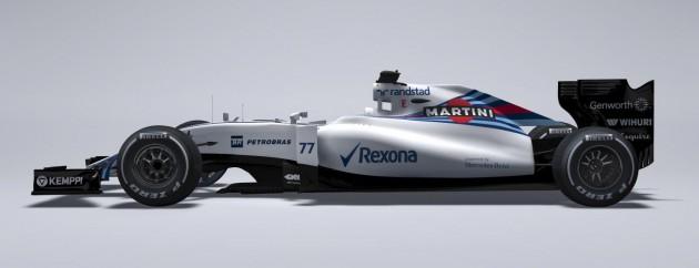 Williams Mercedes FW37 2