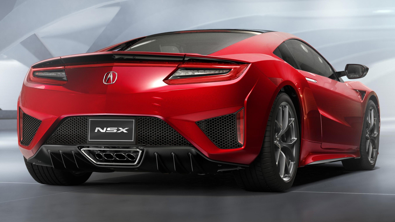 Honda NSX returns – 550 hp twin-turbo V6 AWD hybrid Image 302708