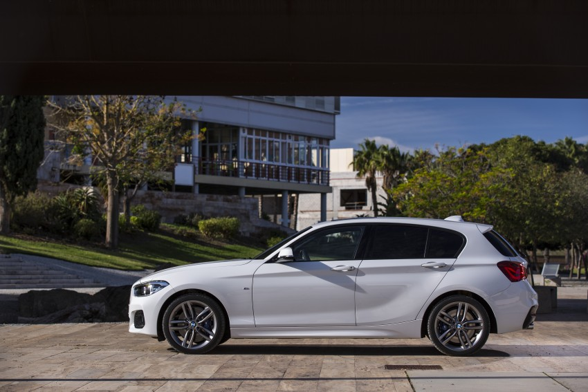 Bmw 1 Series F20 Lci Facelift M Sport 24 on new bmw engines
