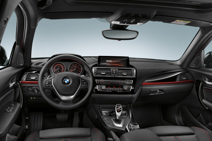 Bmw 1 Series F20 Lci Facelift Sport Interior 1 on new bmw engines