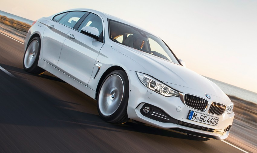 BMW 2 Series, 3 Series, 4 Series get new engines – 5 Series, M3/M4 and i8 to receive additional equipment Image #304623