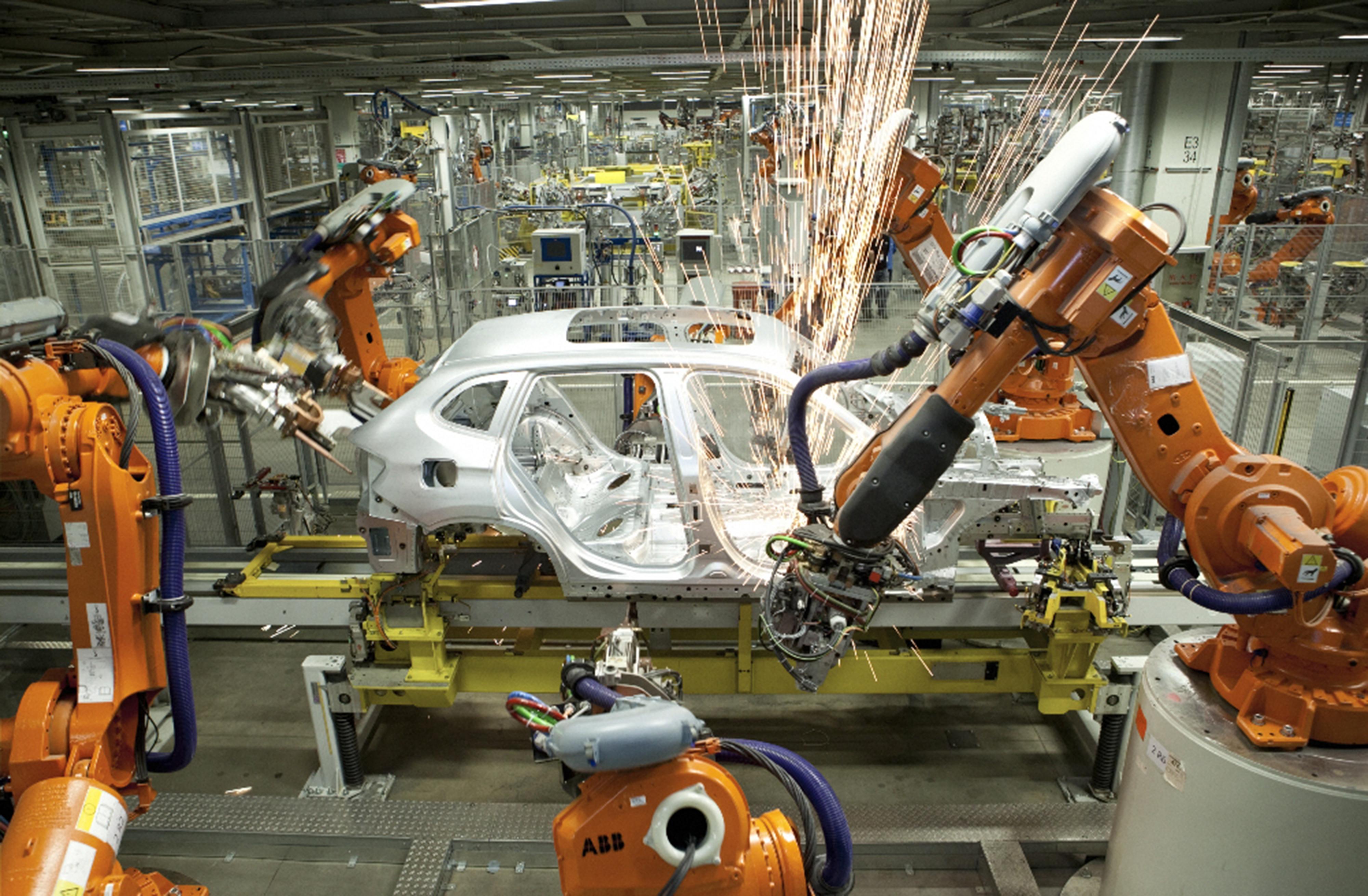 Industrie plant vision - 1 8