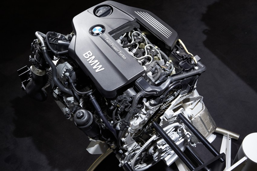 BMW 2 Series, 3 Series, 4 Series get new engines – 5 Series, M3/M4 and i8 to receive additional equipment Image #304631