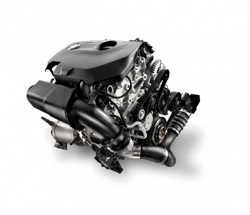 BMW 2 Series, 3 Series, 4 Series get new engines – 5 Series, M3/M4 and i8 to receive additional equipment Image #304632