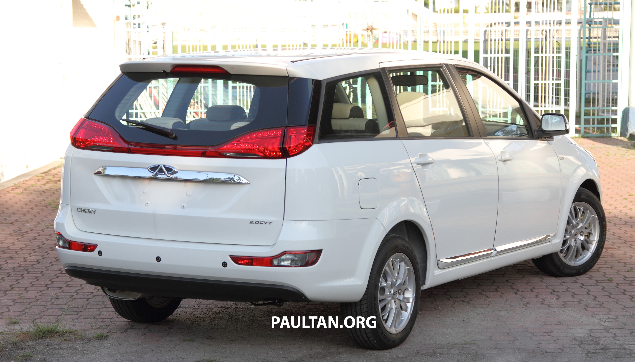 Gallery New Chery Mpv World Debut In Malaysia Image 304336